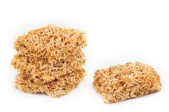 Instant noodle Royalty Free Stock Photo