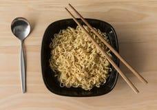 Instant noodle Stock Photos