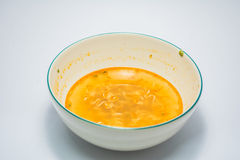 Instant noodle Stock Photo