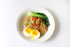 Instant noodle Royalty Free Stock Image