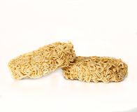 Instant noodles Stock Photography
