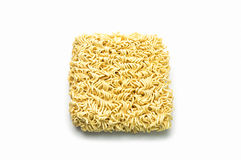 Instant noodles isolated on white background. Noodle, Instant noodles isolated on white background Royalty Free Stock Image