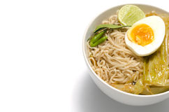 Instant noodles Stock Photos