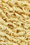 Instant Noodles (Ramen) Close-Up Royalty Free Stock Images