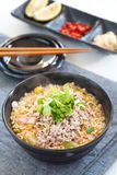 Instant noodles soup Royalty Free Stock Image