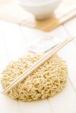 Instant noodles Stock Photo