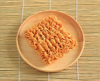 Instant noodles Royalty Free Stock Images