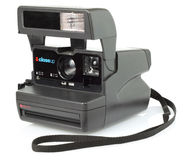 Instant Photo Camera Stock Photos