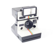 Instant photo camera Royalty Free Stock Image