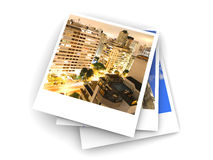 Instant Photos Royalty Free Stock Photo