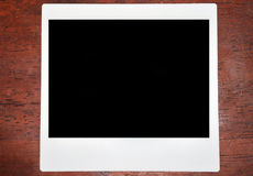 Instant photos Royalty Free Stock Images