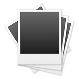 Instant photos Royalty Free Stock Image