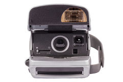 Instant Print Camera Stock Photography