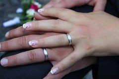 Instantané de mariage image libre de droits