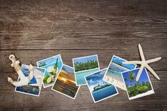 Instantanés des îles tropicales photographie stock libre de droits