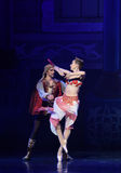 """Instantaneous- ballet """"One Thousand and One Nights"""" Royalty Free Stock Photo"""