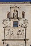 Institut of Cardinal Lopez de Mendoza, Burgos Stock Images