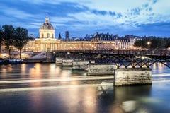'Institut de France' Royalty-vrije Stock Afbeelding
