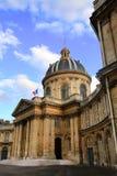 Institut de France (französisches Institut) Lizenzfreie Stockbilder