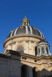 Institut de France, Paris Stock Photo
