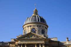 Institut de France Royalty Free Stock Image