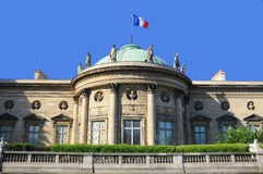 Institut de France Royalty Free Stock Photo