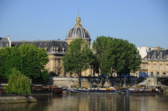 Institut de France Royalty Free Stock Images