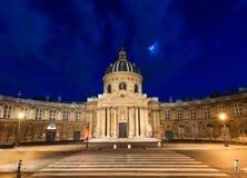 Institut de France, Paris, France Stock Photo