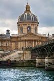 Institut de Frankrike Arkivbild