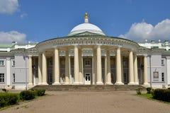 Institut de recherche de Sklifosovsky de médecine de secours moscou Photos stock