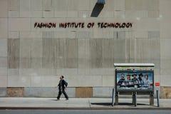 Institut de Technologie de mode image stock