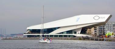 Institut du film Pays-Bas d'OEIL Images stock
