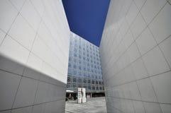 Institut du monde Arabe巴黎, 免版税库存照片