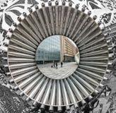 Institut du Monde Arabe, Παρίσι Στοκ Φωτογραφία