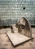 Institut du Monde Arabe,巴黎 库存图片