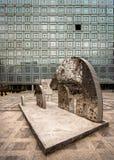 Institut du Monde Arabe, Paris Stock Image