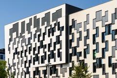 Institut für Statistiken und Mathematik von Wien-Universität Lizenzfreies Stockbild