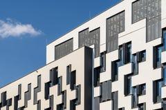 Institut für Statistiken und Mathematik von Wien-Universität Lizenzfreies Stockfoto