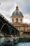 Institutde Frankreich Lizenzfreies Stockfoto