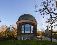 Institute for Agriculture of the antrophosophical University at the Goetheanum. Stock Photos