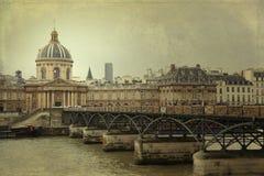 Institute de France, Paris Images stock