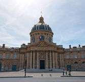 The Institute of France Royalty Free Stock Photo
