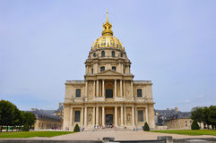 Institution Nationale des Invalides Royalty Free Stock Images