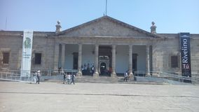 Instituto Cabañas culturale fotografia stock