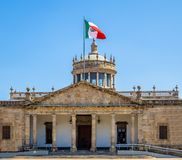Instituto cultural das cabanas das cabanas de Hospicio - Guadalajara, Jalisco, México fotos de stock