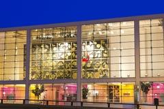 Instituto da arte de Chicago Imagens de Stock Royalty Free