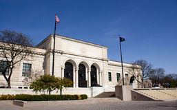 Instituto de Detroit de artes imagen de archivo
