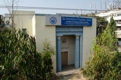 Instituto de ingenieros, Hyderabad fotos de archivo