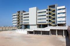 Instituto de Masdar da ciência e da tecnologia Foto de Stock