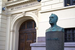 Instituto de Nobel fotografia de stock